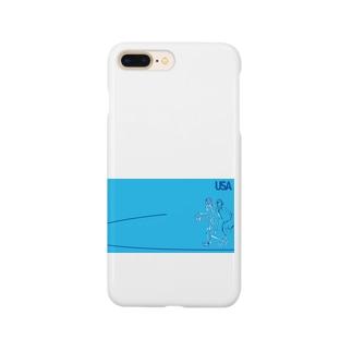 バスケ部2 Smartphone cases
