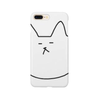 ねっこさん Smartphone cases