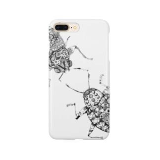 虫タングル.3 Smartphone cases