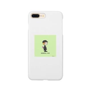 アイスとハックス Smartphone cases