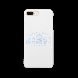 白井みるくのICECREAM Smartphone cases
