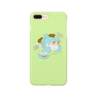 栽培ウーマン Smartphone cases