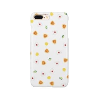 おにぎりでピクニック! Smartphone cases