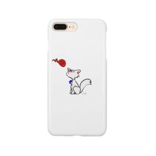 はんじゅく稲荷 Smartphone cases