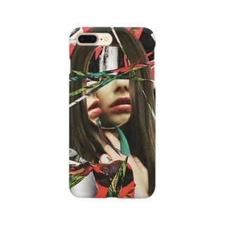 chisacollageの光線 Smartphone cases