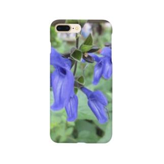 秋の青空の様に Smartphone cases
