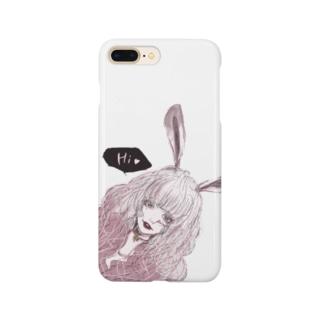 bunnyGirl🐇 Smartphone cases