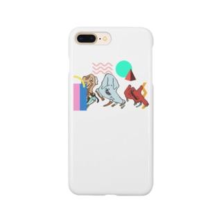 SCM迷子 Smartphone cases