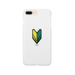 NEWBIE TEE Smartphone cases