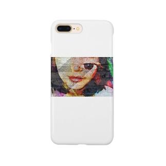 めんちゃま! Smartphone cases