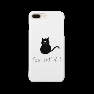 helloの猫 Smartphone cases