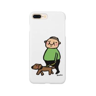 岩井係長の散歩 Smartphone cases