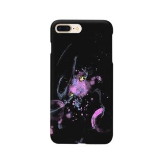 紫陽花-ajisai- Smartphone cases
