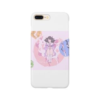 #失恋女子 Smartphone cases