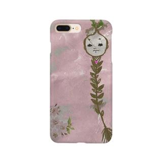 花見の殿 Smartphone cases