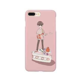 甘すぎないロック Smartphone cases