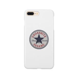 駄菓子屋セサミ Smartphone cases