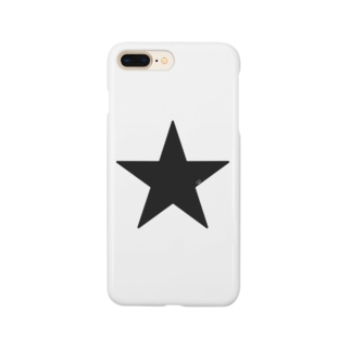 Black Star Smartphone cases