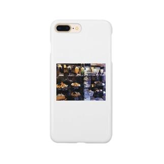 喫茶店 Smartphone cases