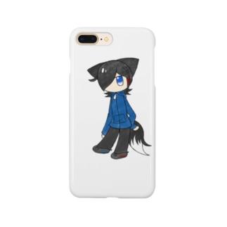 ちびウラのスマホケース Smartphone cases