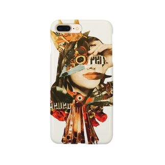 chisacollageの妄想 Smartphone cases