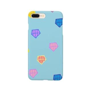 ダイヤ Smartphone cases