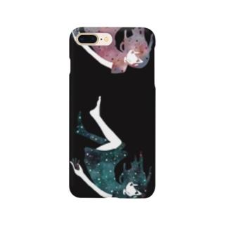 宇宙なあの子。 Smartphone cases