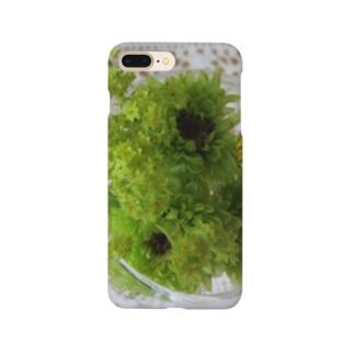 若葉色 Smartphone cases