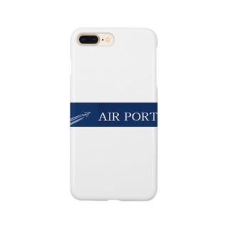 AIRPORT Smartphone cases
