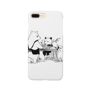 偏食ブラザース Smartphone cases