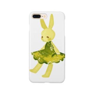 うさ嬢 Smartphone cases
