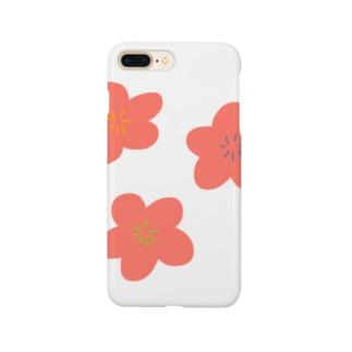 オハナちゃん Smartphone cases