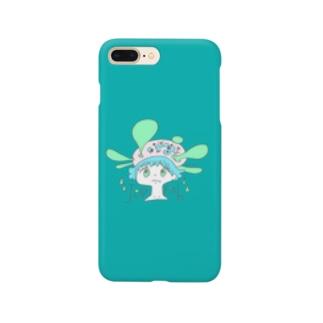 ジェリーフィッシュ Smartphone cases