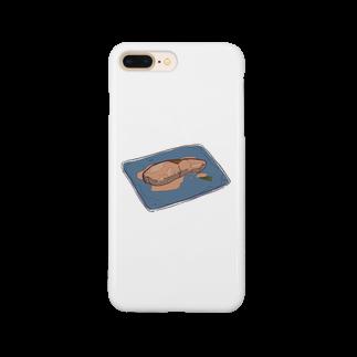 ダイスケリチャードのブリブリの照り焼き Smartphone cases