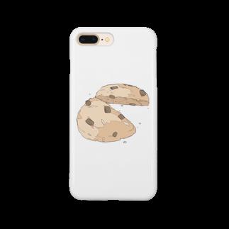 ダイスケリチャードの割れたクッキー Smartphone cases