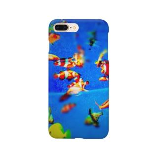 水鏡 Smartphone cases