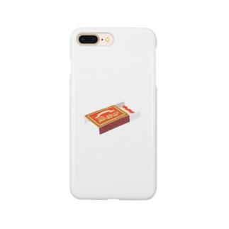 マッチ箱 Smartphone cases