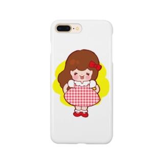 ほんよみちゃん Smartphone cases
