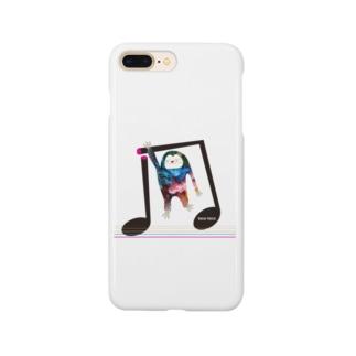 スローリーさん Smartphone cases