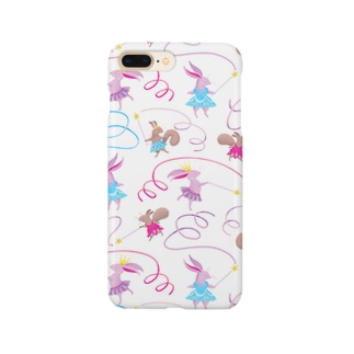 ribbon dance Smartphone cases