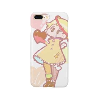 カタマリ ダマシイ Smartphone cases