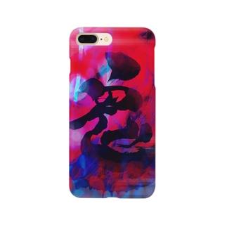赤鬼 Smartphone cases