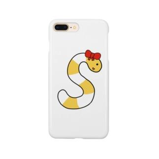 スキーマちゃん Smartphone cases