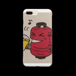 はるのみせの呑兵衛な赤提灯 Smartphone cases