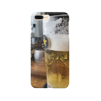 やっぱ ビールっしょ! Smartphone cases