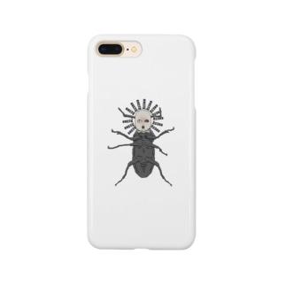 寄生戦 Smartphone cases
