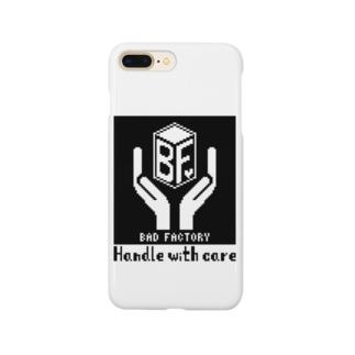 取扱注意 Smartphone cases