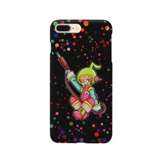 ノイズちゃん / ケーブル Smartphone cases
