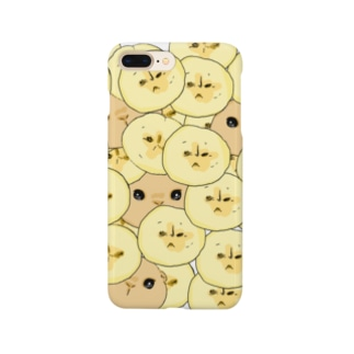 ニッケ・ワギリ・バナナ Smartphone cases