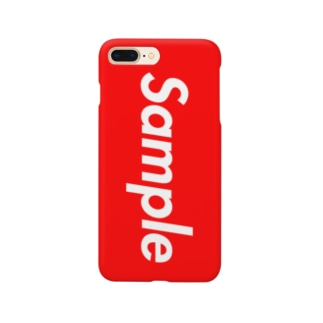 Sample iPhone case Smartphone cases